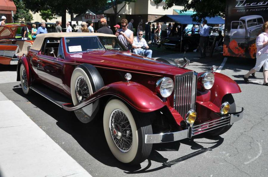 Cars from the 1930s - Kirkland Classic Car Show - American Torque .com
