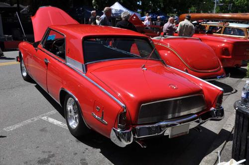 1962 Studebaker Hawk Superchared R3