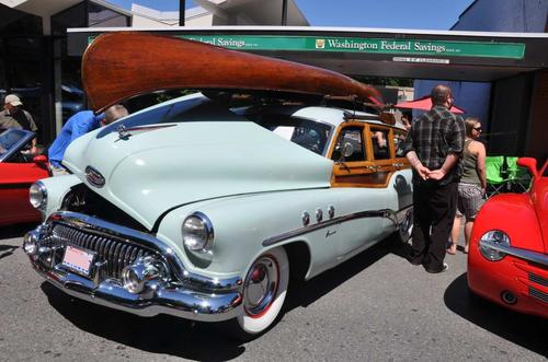 1951 Buick Estate Wagon