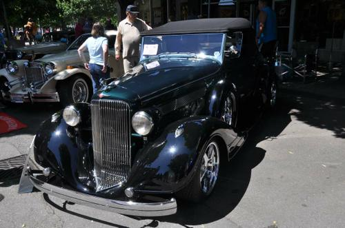 1934 Pontiac Convertible