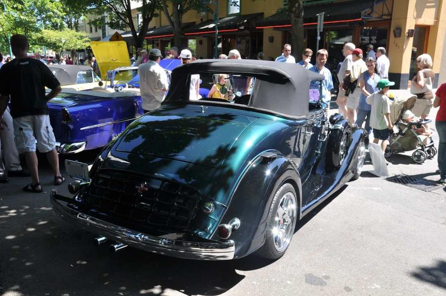 Cars from the 1930s - Kirkland Classic Car Show - American