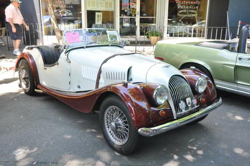 1961 Morgan Roadster