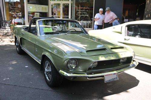 1968 Ford Shelby GT 350