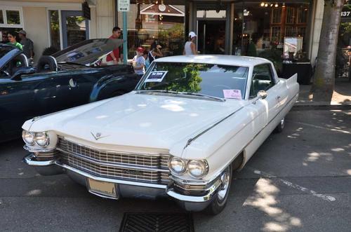 1963 Cadillac 62