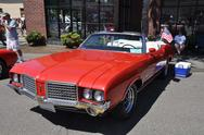 1972 Olds Cutlass Convertible