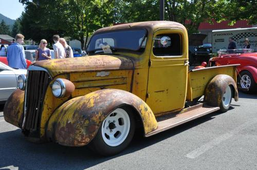 1937 Chevy Pipckup