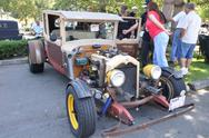 1929 Buick Picup with tri-power 6-cylinder
