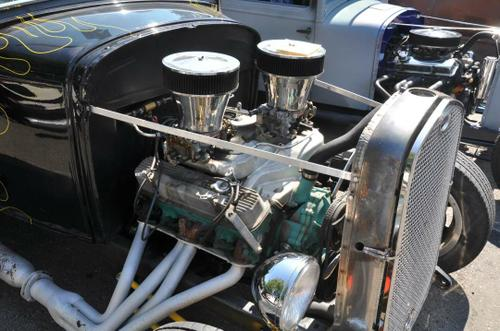 1930 Ford Roadster Pontiac Powered