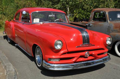 1953 Pontiac Eight