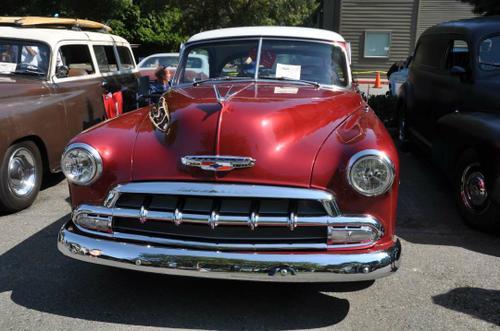 1952 Chevy Hardtop