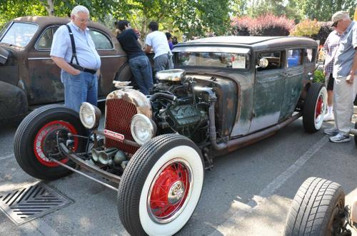 1928 Ratillac Sedan