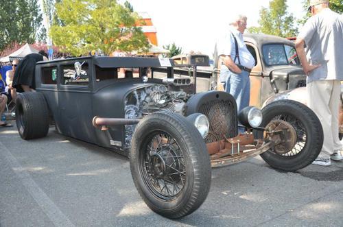 1927 Hudson Essex