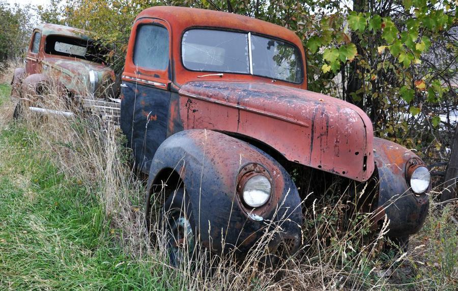 Barn Find / Farm Find - American Torque .com