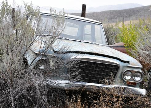 1963 Studebaker Lark 4-door