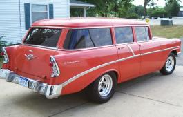1956 Chevy 210 Wagon