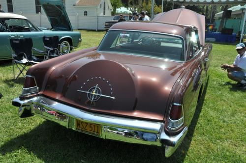 1956 Lincoln Continental Mark II 368ci 300HP $10,000 in 1956