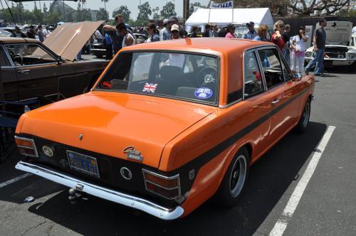 1968 Cortina