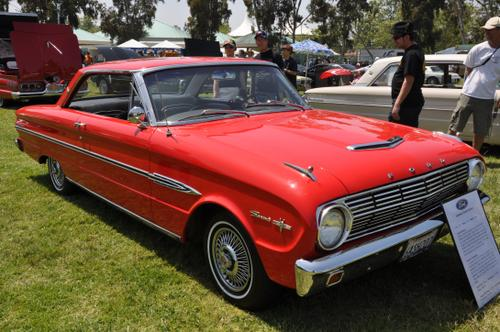 1963 Ford Falcon Sprint Coupe, 260ci 4-speed