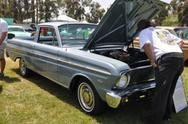 1965 Ford Falcon Ranchero Deluxe with 289 ci V8