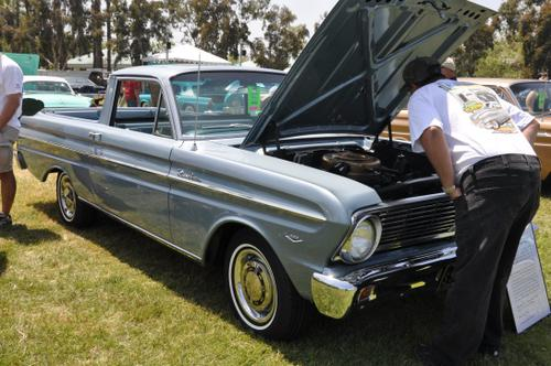 1965 Ford Falcon Ranchero Deluxe with 289 ci V8