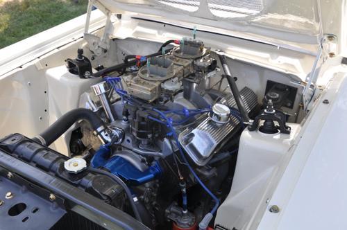 1964 Thunderbolt 427 Dual Quad High Riser 9.94 sec @ 135 MPH