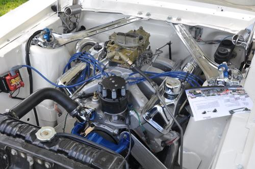 1968 1/2 Mustang 428 Cobra Jet 9.57 @ 139 MPH