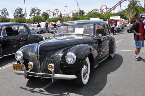 1940 Lincoln Zephyr Continental Coupe