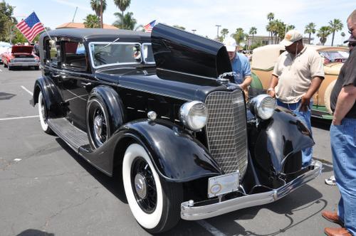 1934 Lincoln Limousine 4-window Berlin