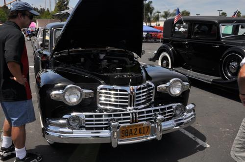 1948 Lincoln Continental 37,000 miles