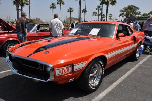 1970 Shelby Fastback