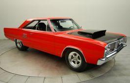 1966 Hemi Dodge Coronet