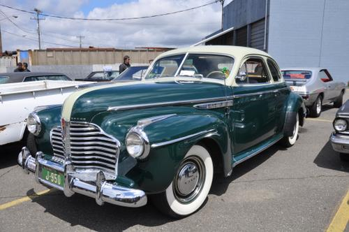 1941 Buick Coupe