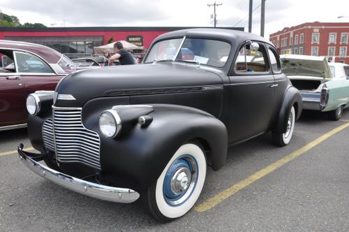 1940 Chevy Coupe