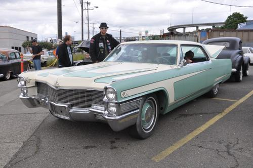 1965 Cadillac Coupe