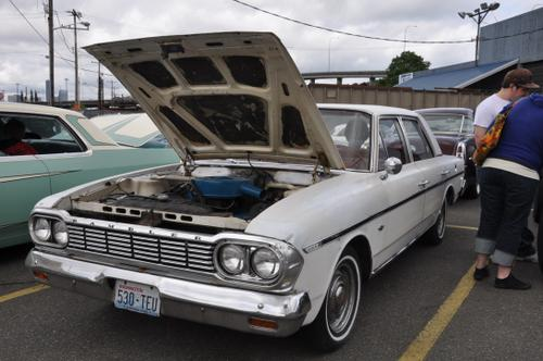 1964 Rambler Classic 287 ci