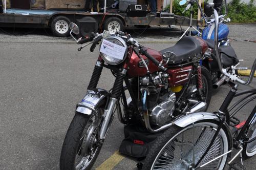 1972 Yamaha XS-2 650cc
