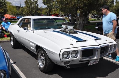 1969 Pontiac Trans Am clone