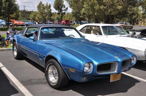 1971 Pontiac Firebird Esprit