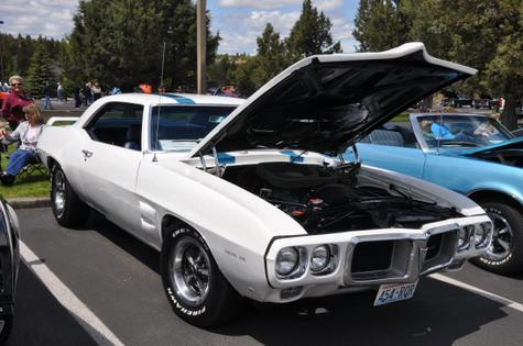 1969 Pontiac Canadian Trans Am