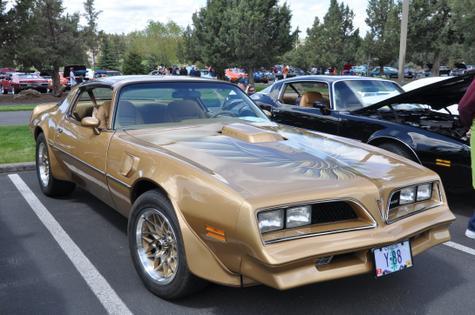1978 Pontiac Trans Am Y-88