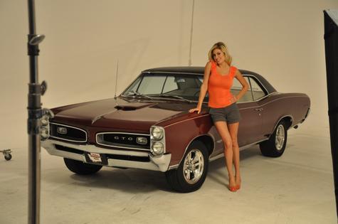 Brandons 66 GTO in Photo Shoot  American Torque com