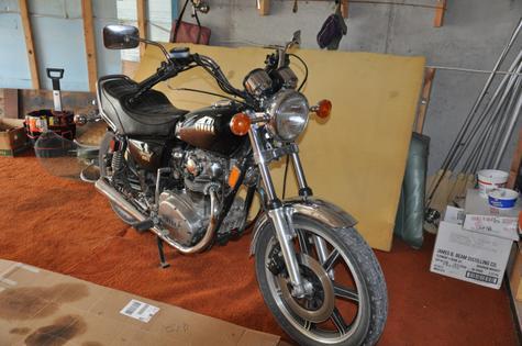 1980 Yamaha 650 Special - 12,000 original miles