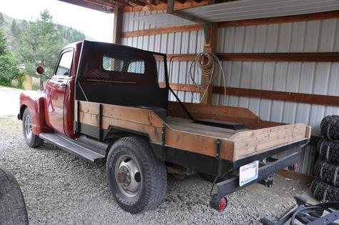 1949 GMC 3/4 Ton Flatbed - 235 ci 6-cyl, 4-speed, 3.73 rear end