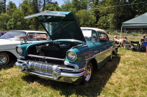 1957 Pontiac Laurentian