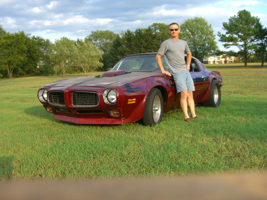 1973 Pontiac Trans Am 455, Garrett 77mm turbo & Methanol