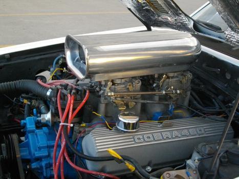 glenn's 81 cougar xr7 - American Torque  com