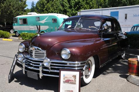 1948 Packard Std Touring Sedan