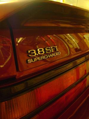 1988 Buick Lesabre T-type - American Torque  com