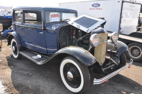 1932 Ford 2Dr Sedan Denmark Body