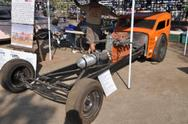 Dave Taylor's Jungle Cruiser Austin Bantam Drag Race Competition Fuel Coupe firs